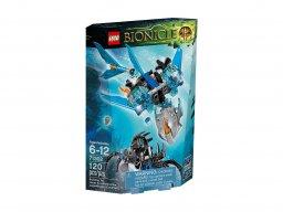 LEGO Bionicle® 71302 Akida - wodna istota