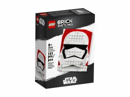 LEGO Brick Sketches 40391 Szturmowiec™