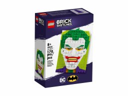 LEGO Brick Sketches™ Joker™ 40428