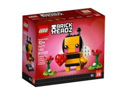 Lego BrickHeadz Walentynkowa pszczółka 40270