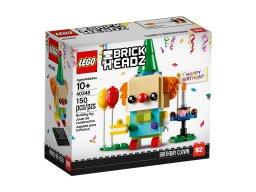 LEGO BrickHeadz 40348 Klaun z urodzinowego przyjęcia