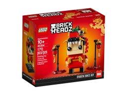 LEGO 40354 BrickHeadz Chłopak tańczący taniec smoka