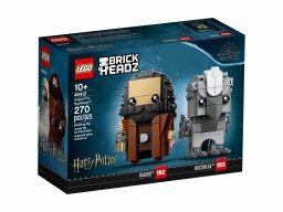 LEGO 40412 BrickHeadz Hagrid™ i Hardodziob™