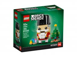 LEGO 40425 Dziadek do orzechów