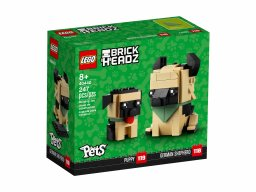 LEGO BrickHeadz Owczarek niemiecki 40440