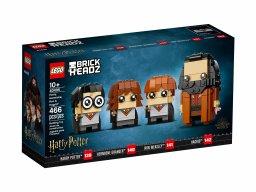 LEGO BrickHeadz Harry, Hermiona, Ron i Hagrid™ 40495