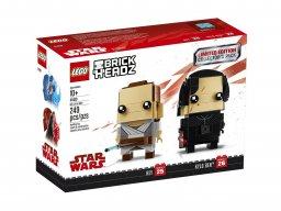 LEGO 41489 BrickHeadz Rey & Kylo Ren