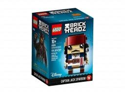 Lego 41593 BrickHeadz Kapitan Jack Sparrow