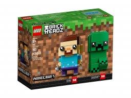 LEGO BrickHeadz Steve i Creeper™