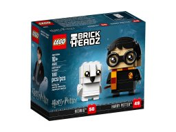 LEGO BrickHeadz Harry Potter™ i Hedwiga™ 41615
