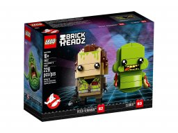 LEGO 41622 BrickHeadz Peter Venkman™ i Slimer™