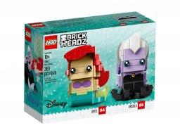 LEGO BrickHeadz Arielka i Urszula 41623
