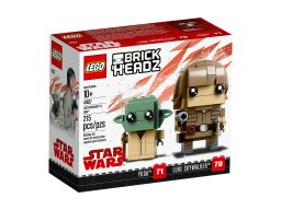 LEGO BrickHeadz 41627 Luke Skywalker™ i Yoda™