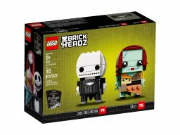 LEGO BrickHeadz Jack Skellington i Sally 41630