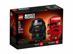 LEGO BrickHeadz 75232 Kylo Ren™ i żołnierz Sithów™