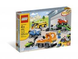 LEGO 4635 Bricks & More Zabawa z pojazdami