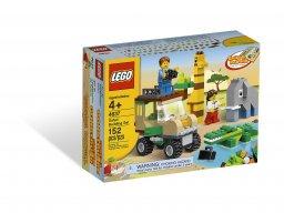 LEGO Bricks & More 4637 Safari - zestaw budowlany