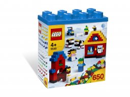 LEGO 5549 Bricks & More Building Fun