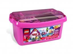 LEGO Bricks & More 5560 Large Pink Brick Box