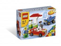 LEGO Bricks & More 5898 Zestaw do budowy samochodów