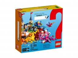 LEGO Building Bigger Thinking Na dnie oceanu 10404