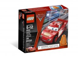 LEGO 8200 Zygzak McQueen w Chłodnicy Gorskiej