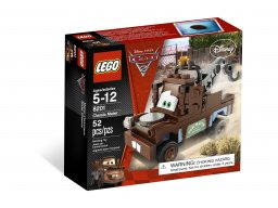 LEGO Cars 8201 Złomek