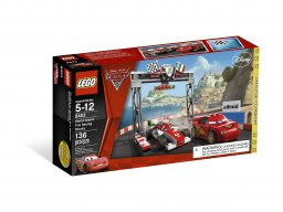 LEGO Cars 8423 Międzynarodowe wyścigi Grand Prix