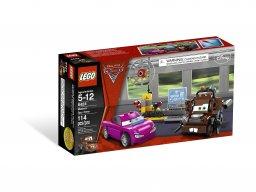 LEGO Cars 8424 Złomek superszpieg