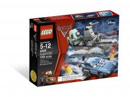 LEGO Cars Morska ucieczka 8426