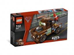 LEGO Cars 8677 Złomek - superkonstrukcja