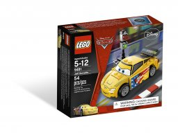 LEGO 9481 Cars™ Jeff Gorvette