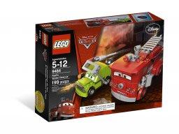 LEGO 9484 Cars Wodna ucieczka Edka