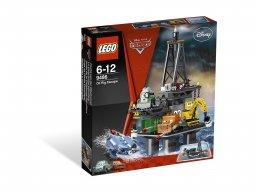 LEGO 9486 Cars Ucieczka z platformy wiertniczej