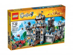 LEGO 70404 Castle Zamek królewski