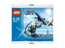 LEGO 30222 City Police Helicopter