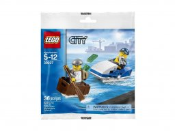 LEGO 30227 City Police Watercraft