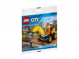 LEGO 30312 City Młot wyburzeniowy