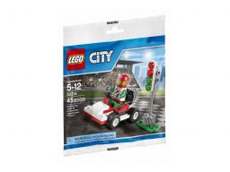LEGO City 30314 Go-Kart Racer