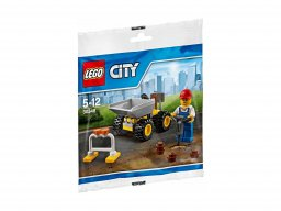 LEGO City 30348 Mini Dumper