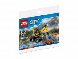 LEGO 30350 Wulkaniczne Wiertło