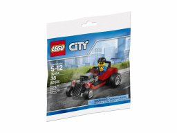 LEGO City Hot Rod 30354
