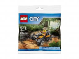 LEGO 30355 City Jungle ATV