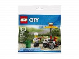 LEGO 30356 City Stoisko z hot dogami