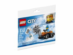 LEGO City Arctic Ice Saw