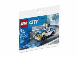 LEGO City 30366 Radiowóz