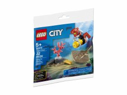 LEGO City 30370 Nurek oceaniczny