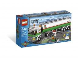LEGO City Cysterna 3180