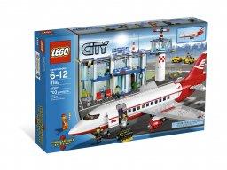 LEGO City Lotnisko 3182