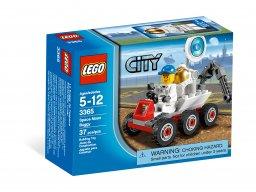LEGO City Łazik księżycowy 3365
